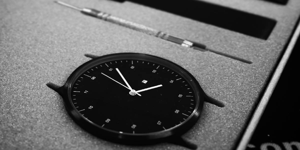 Tools are required for wristwatch battery replacement