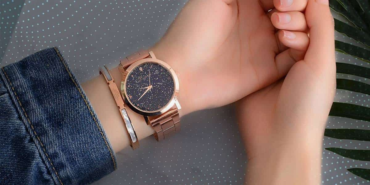 Why do people wear watches upside downward