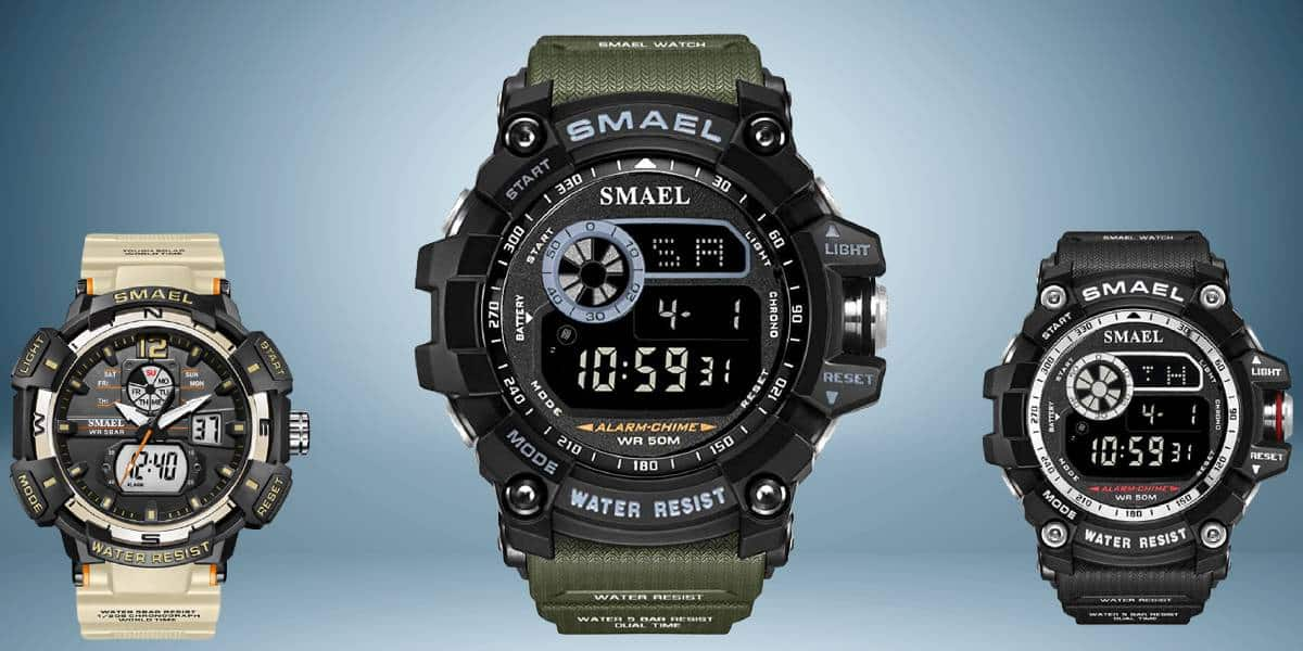 Smael Watches Review